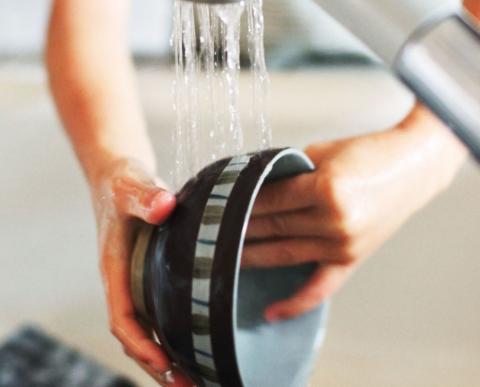 Hướng dẫn tẩy rửa sản phẩm Melamine